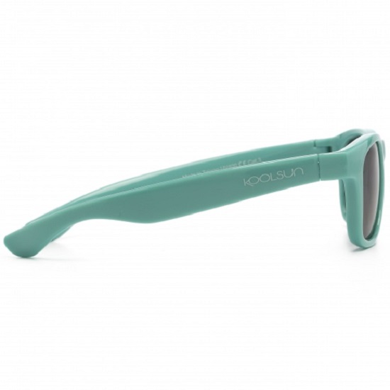 Solglasögon barn Koolsun Wave Aqua Sea