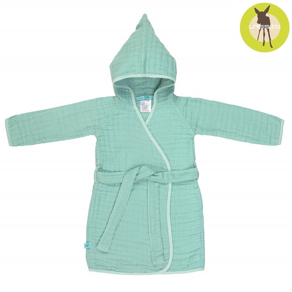 Lässig badrock för barn - Muslin Mint