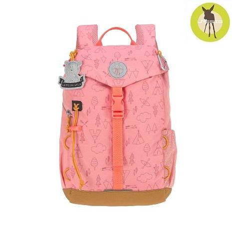 Ryggsäck för barn Lässig Adventure rosa
