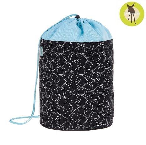 Gympapåse Lässig Sportsbag Spooky Black