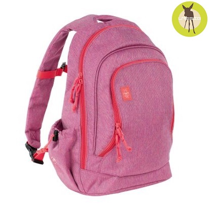 Lässig ryggsäck för barn - About Friends Big Pink