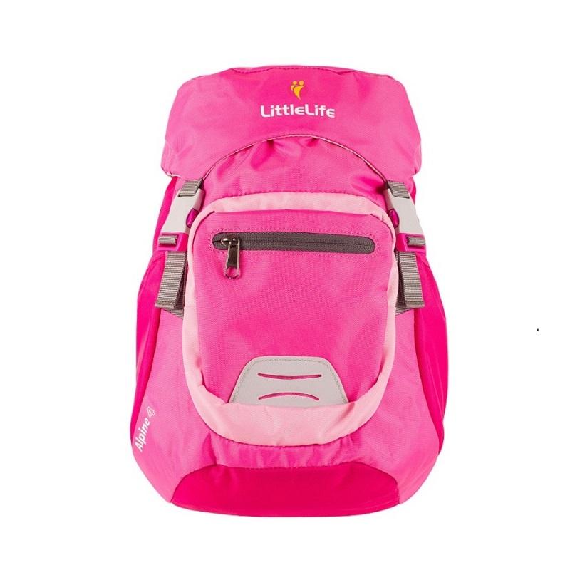 Ryggsäck barn Littlelife Alpine 4 rosa