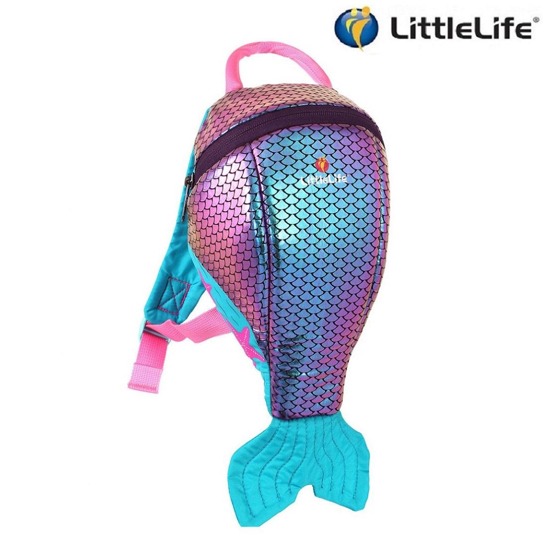 Barnryggsäck LittleLife Mermaid
