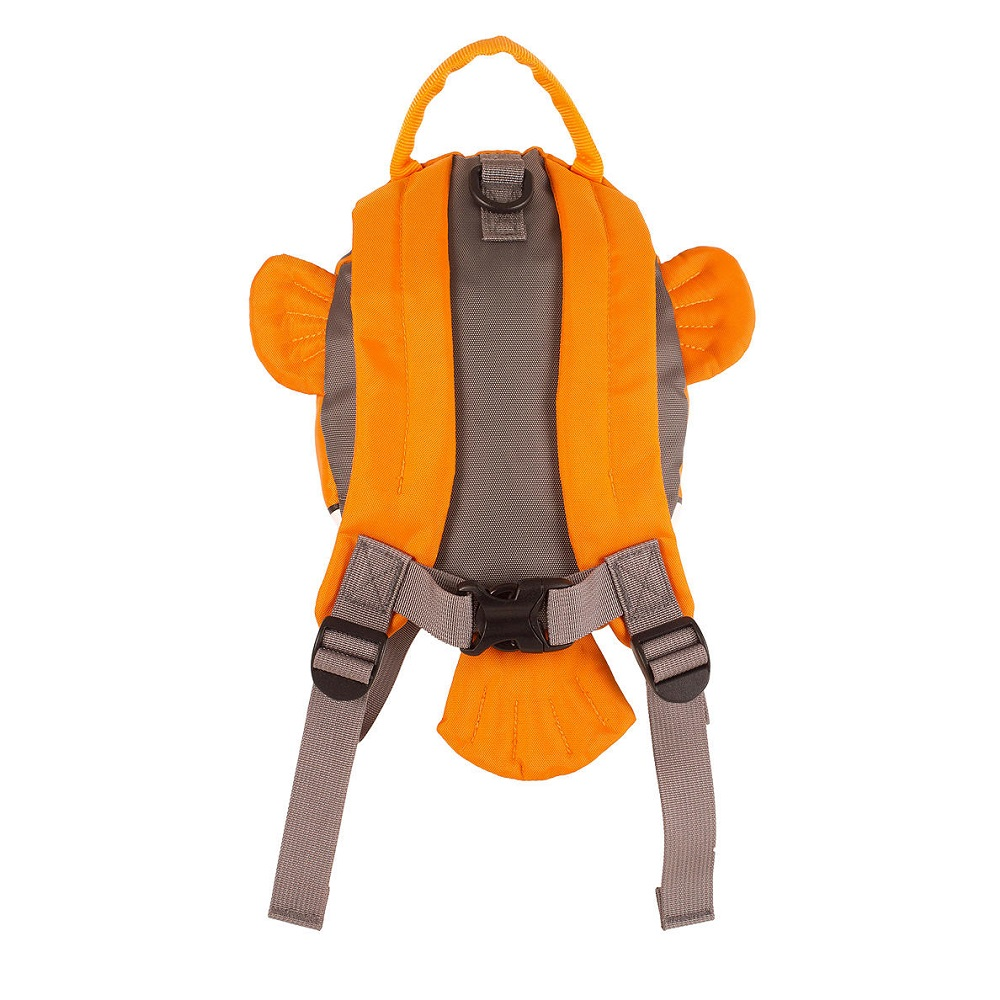Ryggsäck barn LittleLife Toddler Clownfish orange