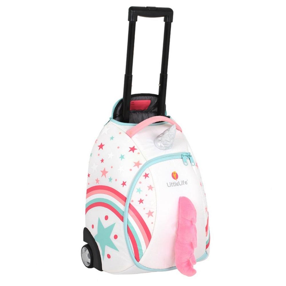 LittleLife Wheelie - Unicorn