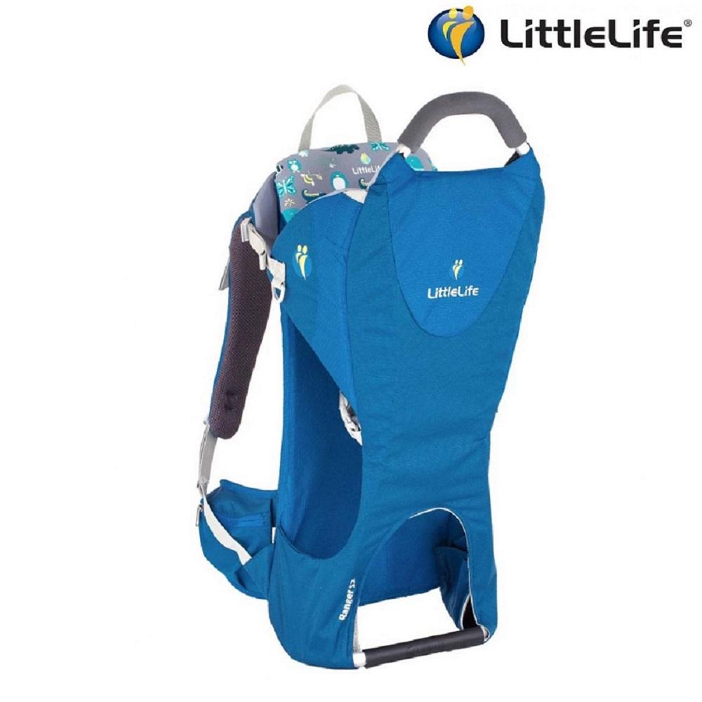 Bärstol Littlelife Ranger S2 Blå