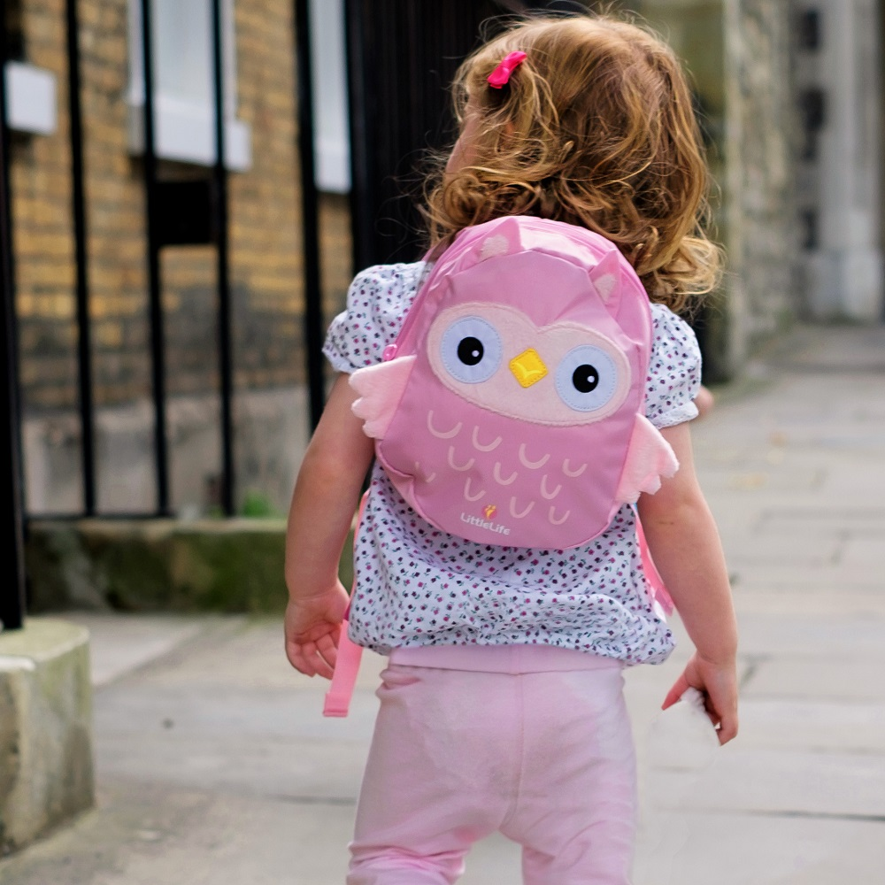 LittleLife barnryggsäck - Toddler Owl