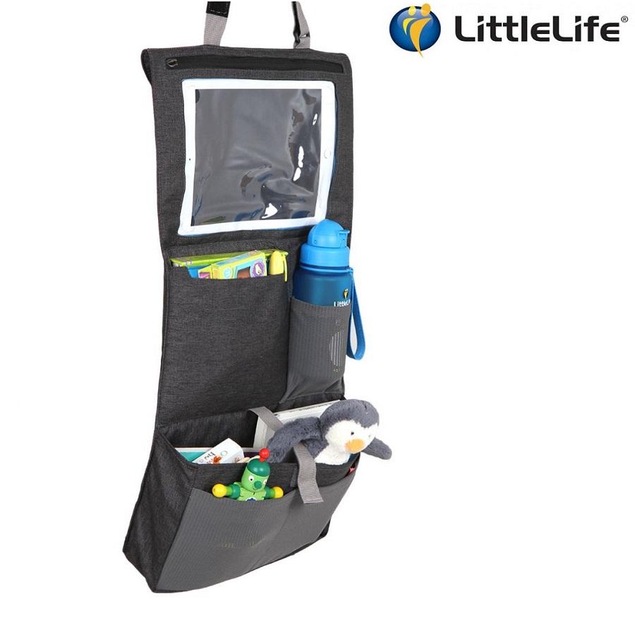 Sparkskydd med Ipad-hållare Littlelife
