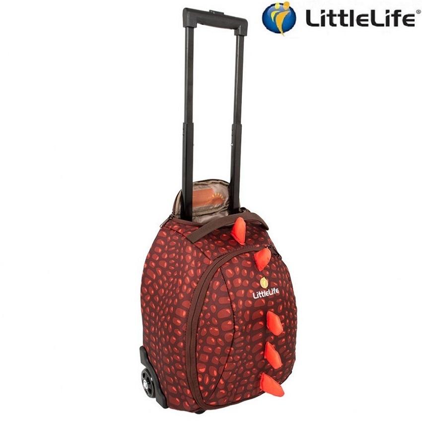 Resväska för barn LittleLife Dino Spike