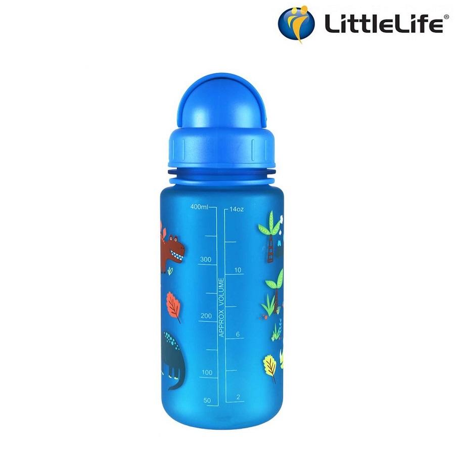 Vattenflaska barn Littlelife 550 ml Blå
