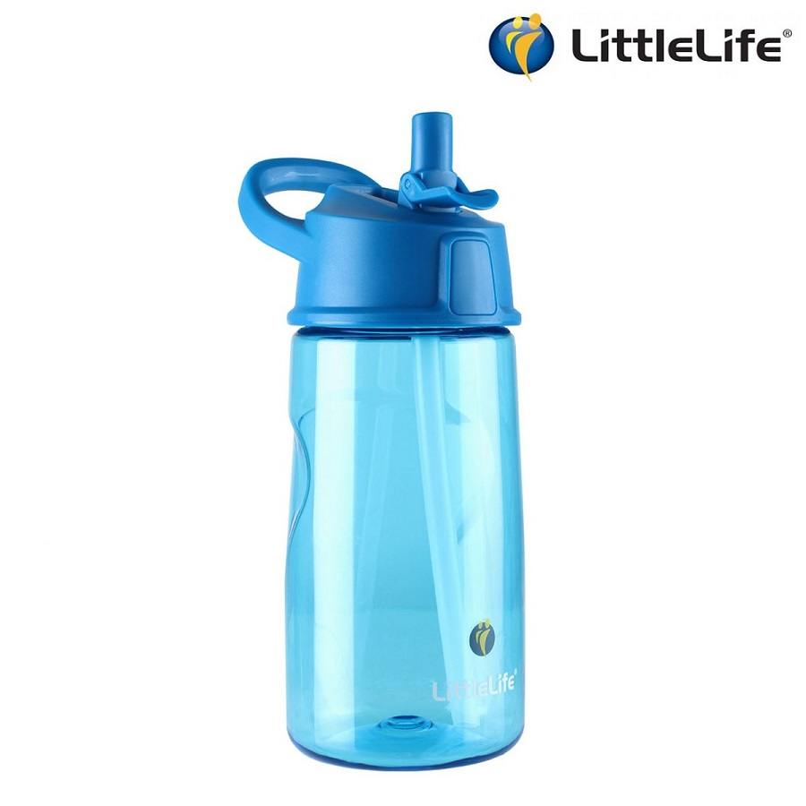 Vattenflaska barn Littlelife 550 ml Blå