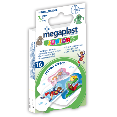 Megaplast Junior plåster
