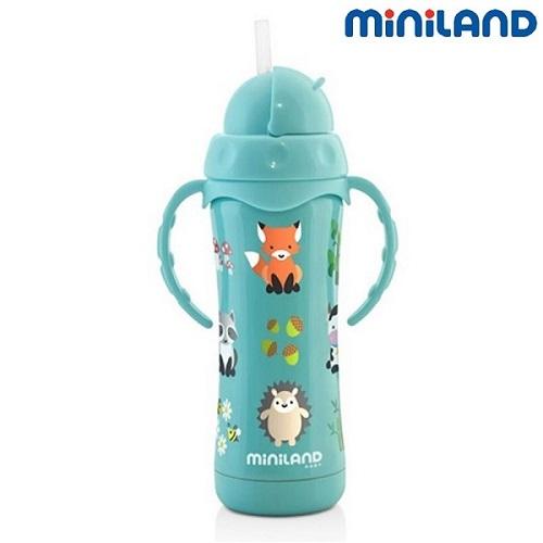 Miniland rostfri termosflaska för barn - Thermokid