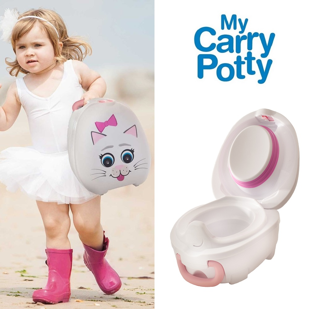 My Carry Potty - Katt