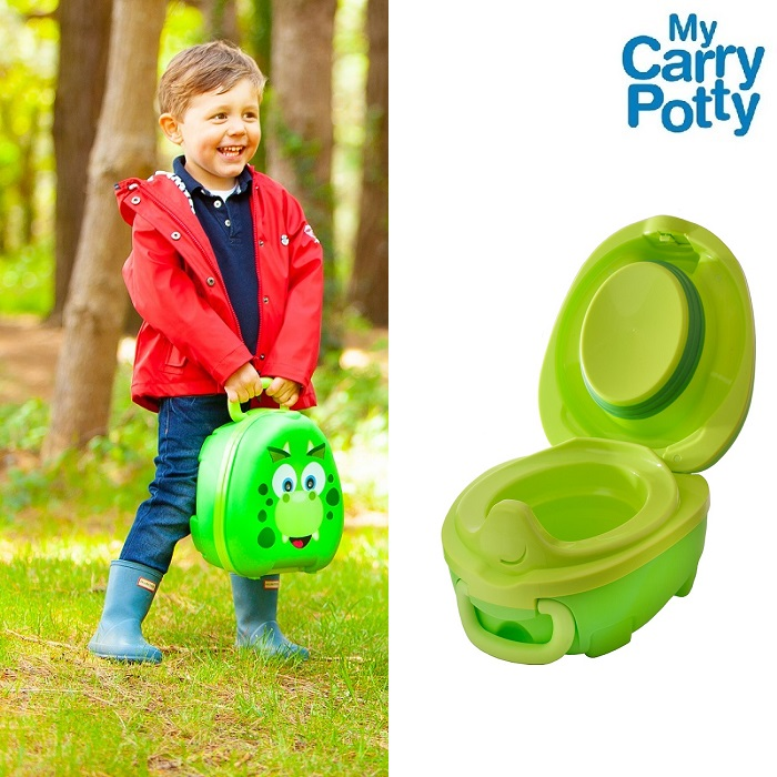 Resepotta My Carry Potty Dino