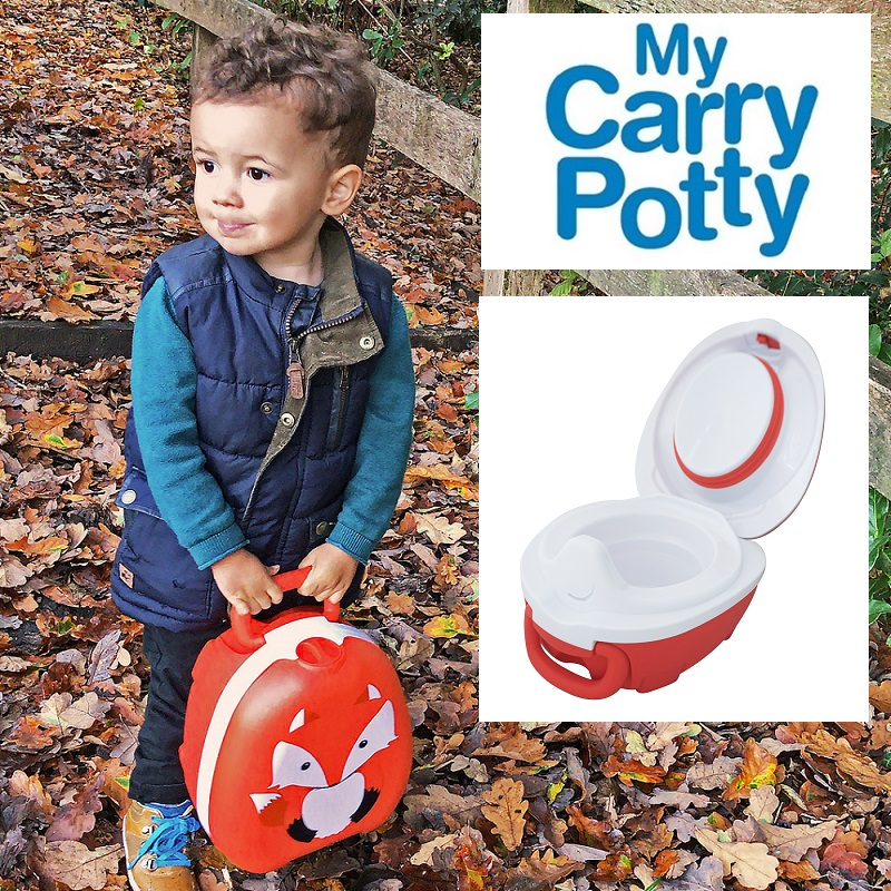 My Carry Potty - Räv