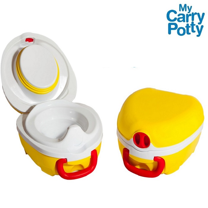 Resepotta My Carry Potty Gul