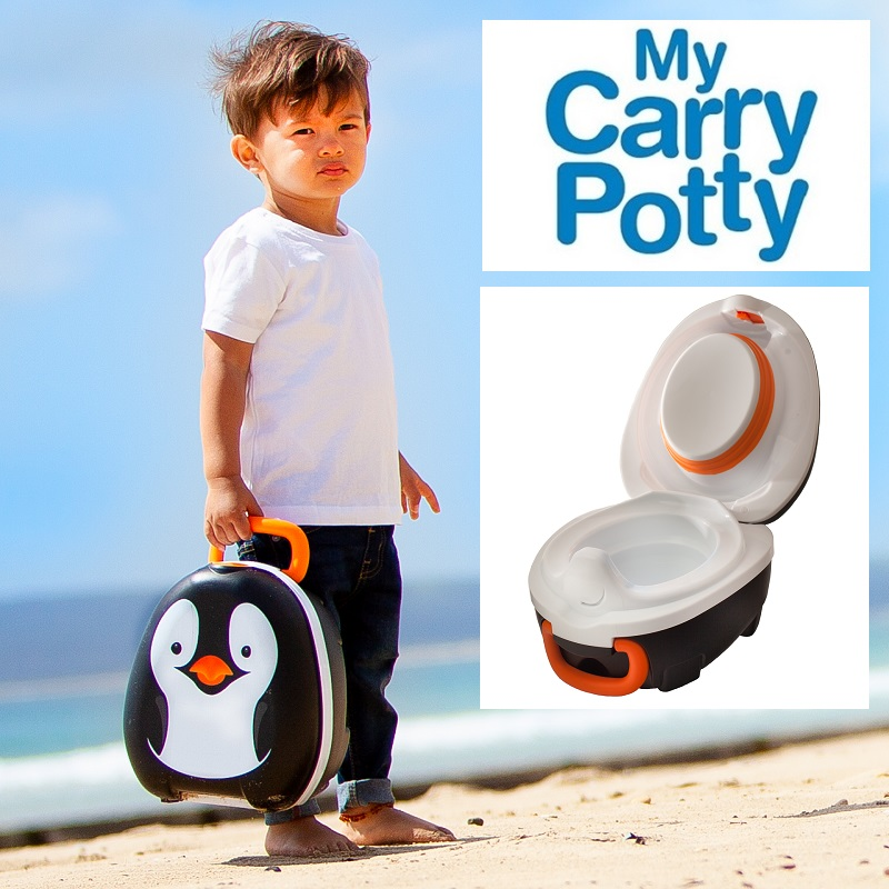 My Carry Potty - Pingvin