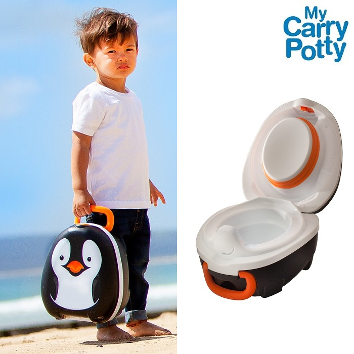 Resepotta My Carry Potty Pingvin