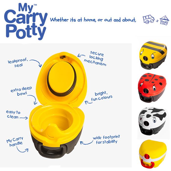 My Carry Potty - Dino