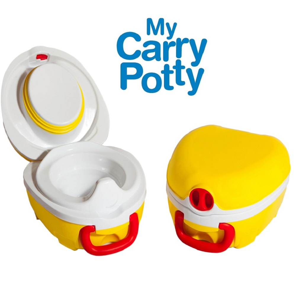 My Carry Potty - Gul