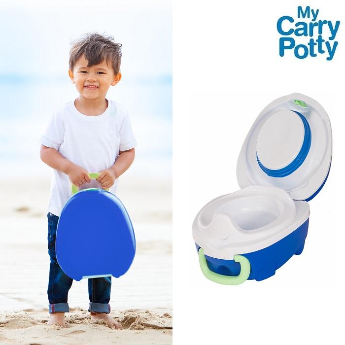 Resepotta My Carry Potty blå