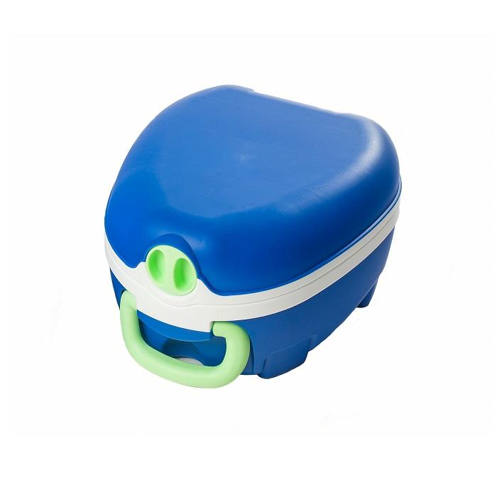 My Carry Potty resepotta - Blå
