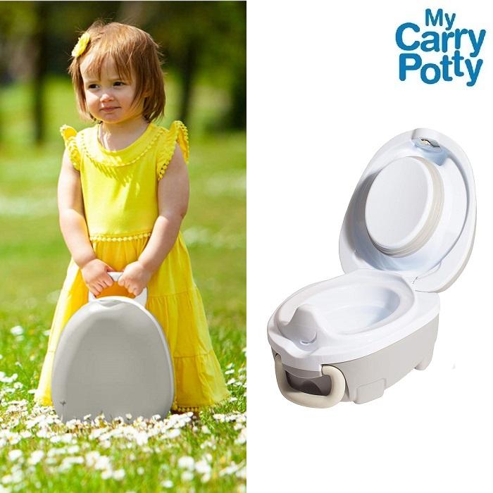 My Carry Potty resepotta - Grå