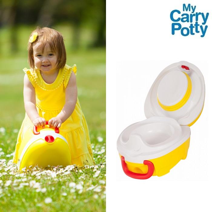 My Carry Potty resepotta - Gul