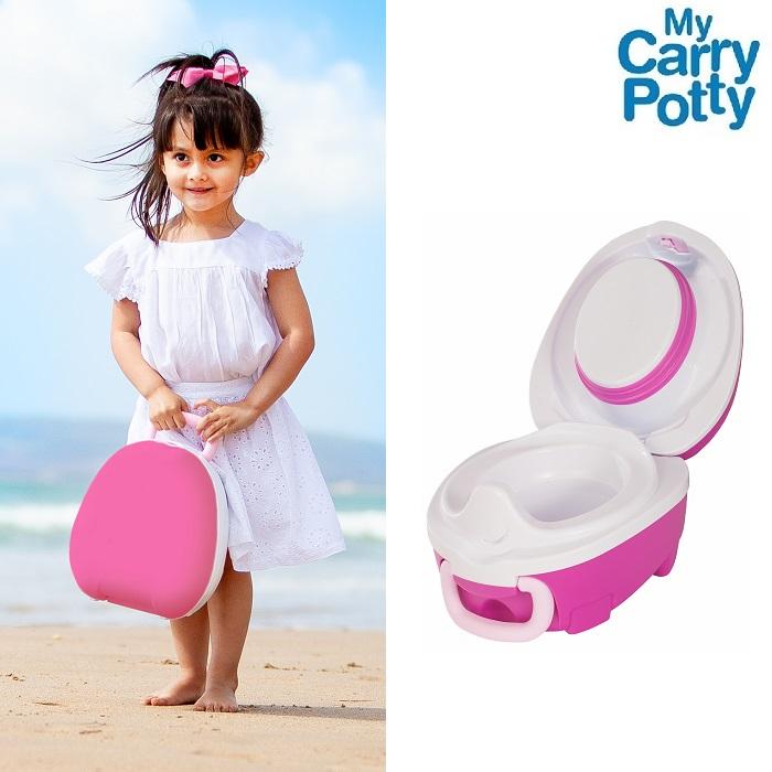 My Carry Potty resepotta - Rosa