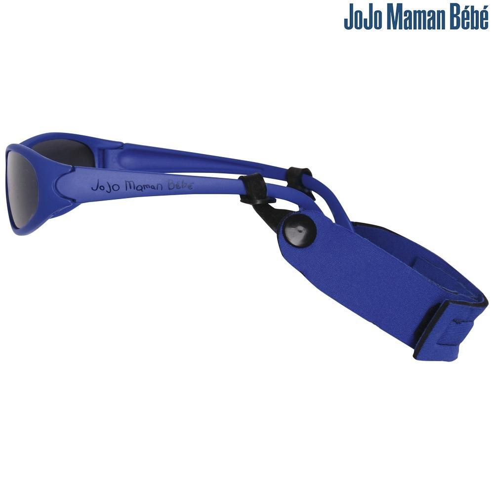 Nackband till solglasögon Jojo Maman Bebe blå