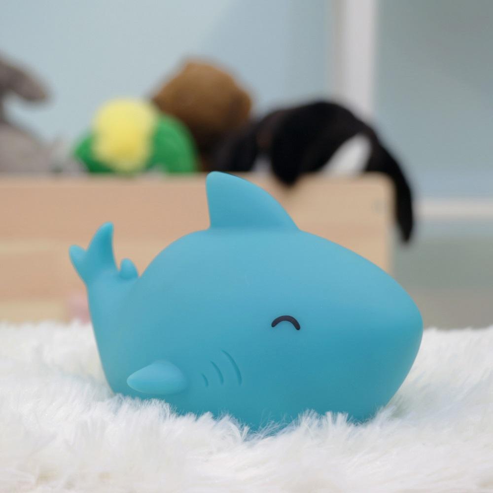 Nattlampa för barn Sea Life Shark