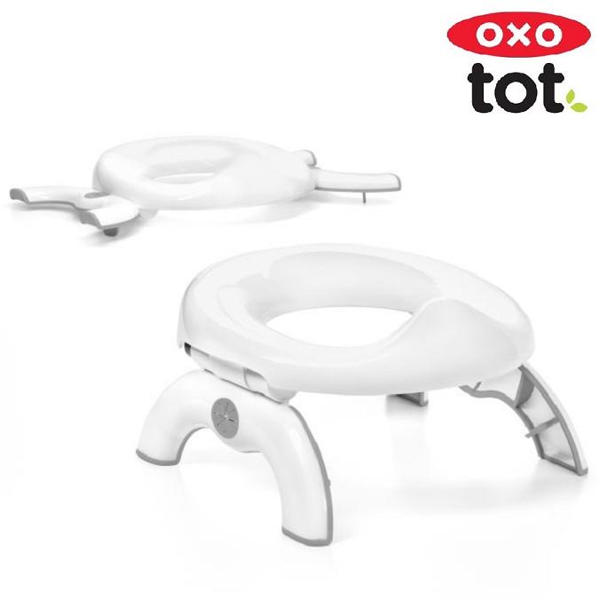 OXO Tot resepotta och toasits - Grå