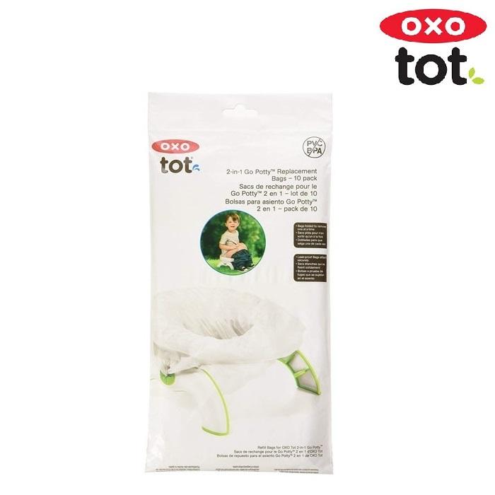 Engångspåsar till resepotta OXO-Tot Go Potty 10 pack
