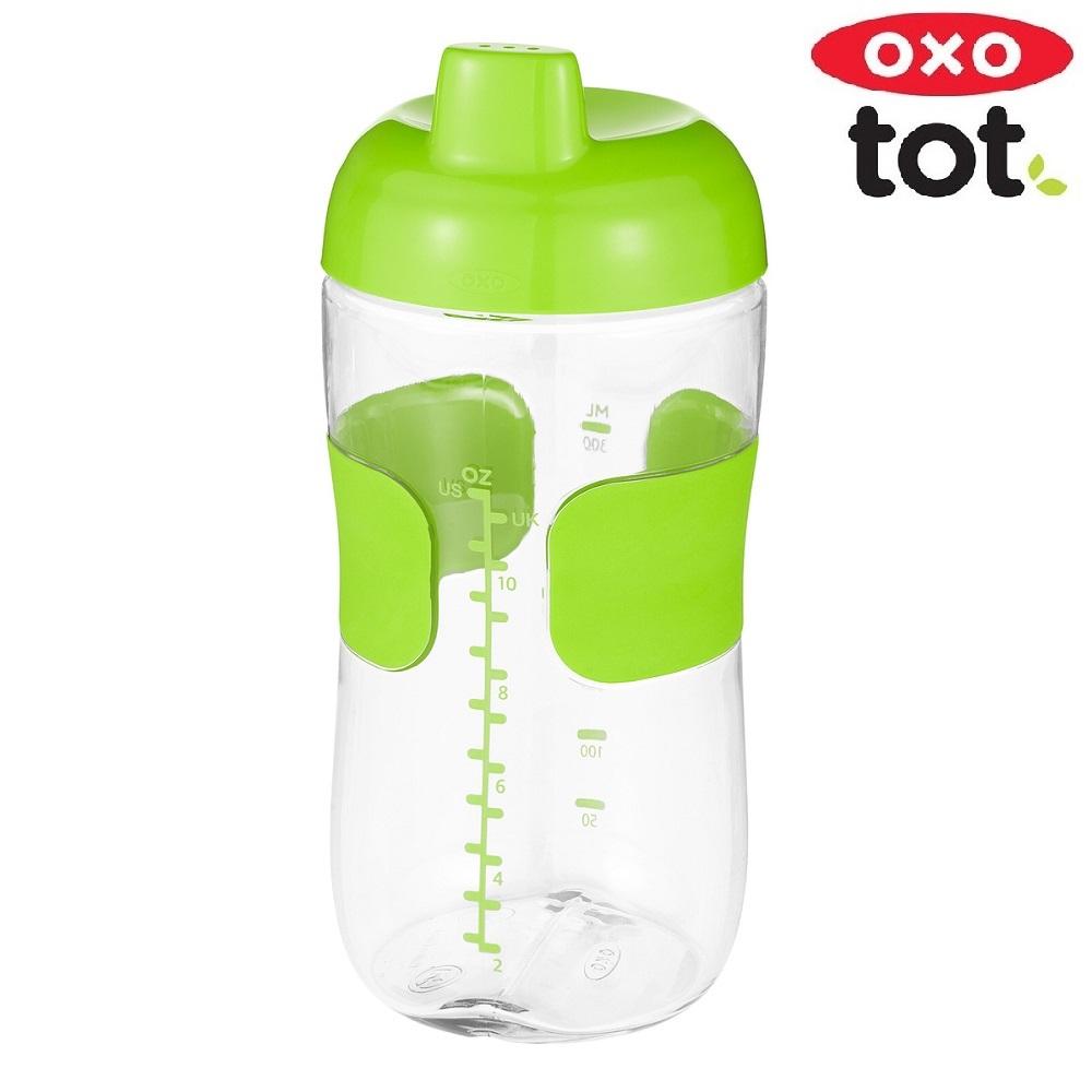 Pipmugg OXO-Tot Sippy Cup 325 ml Grön