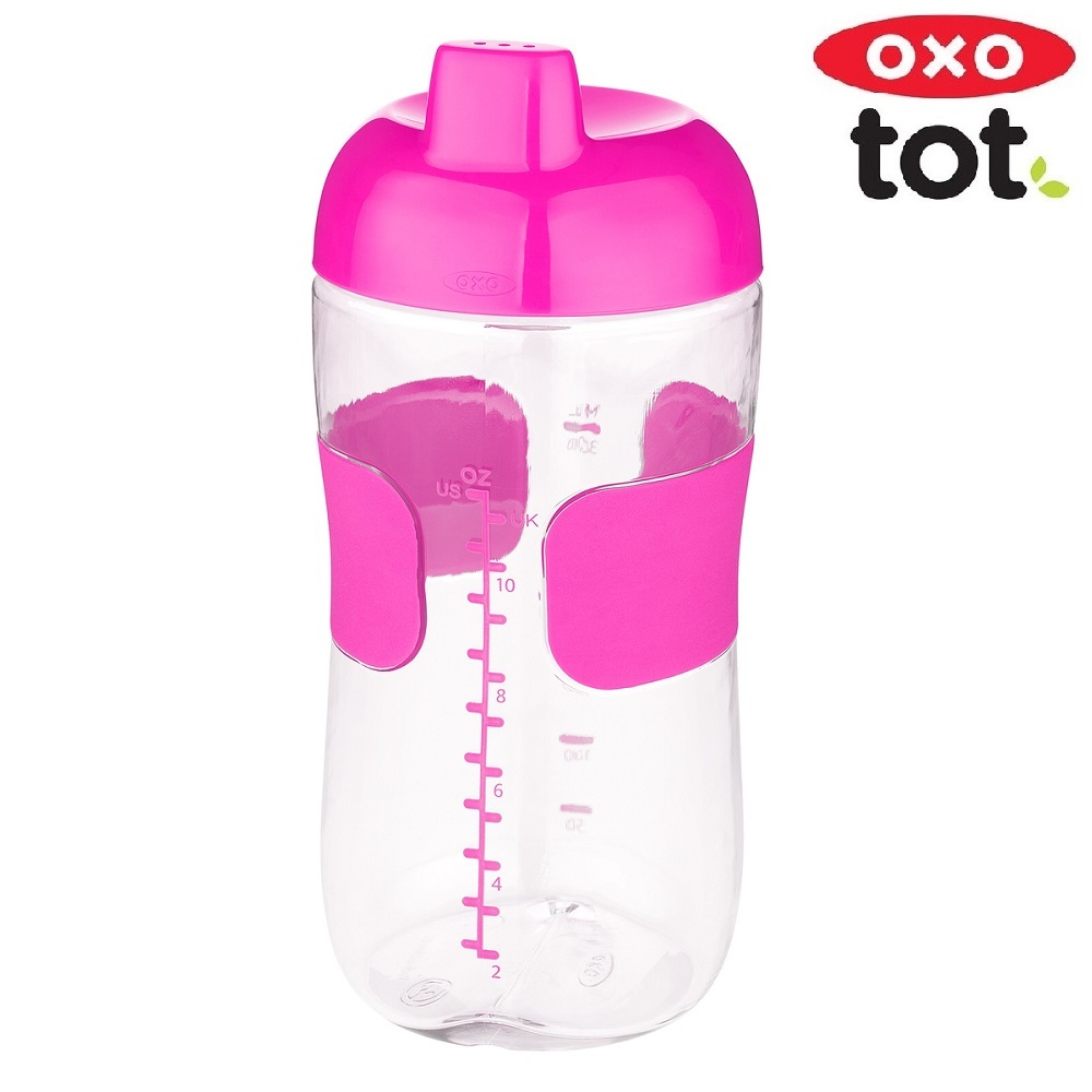 Pipmugg OXO-Tot Sippy Cup 325 ml Rosa