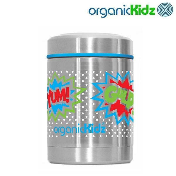 Mattermos barn OrganicKids Bam