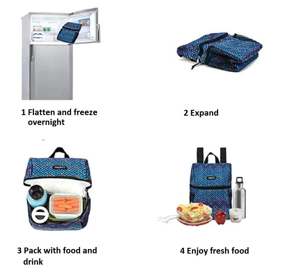 PACKiT Freezable Backpack