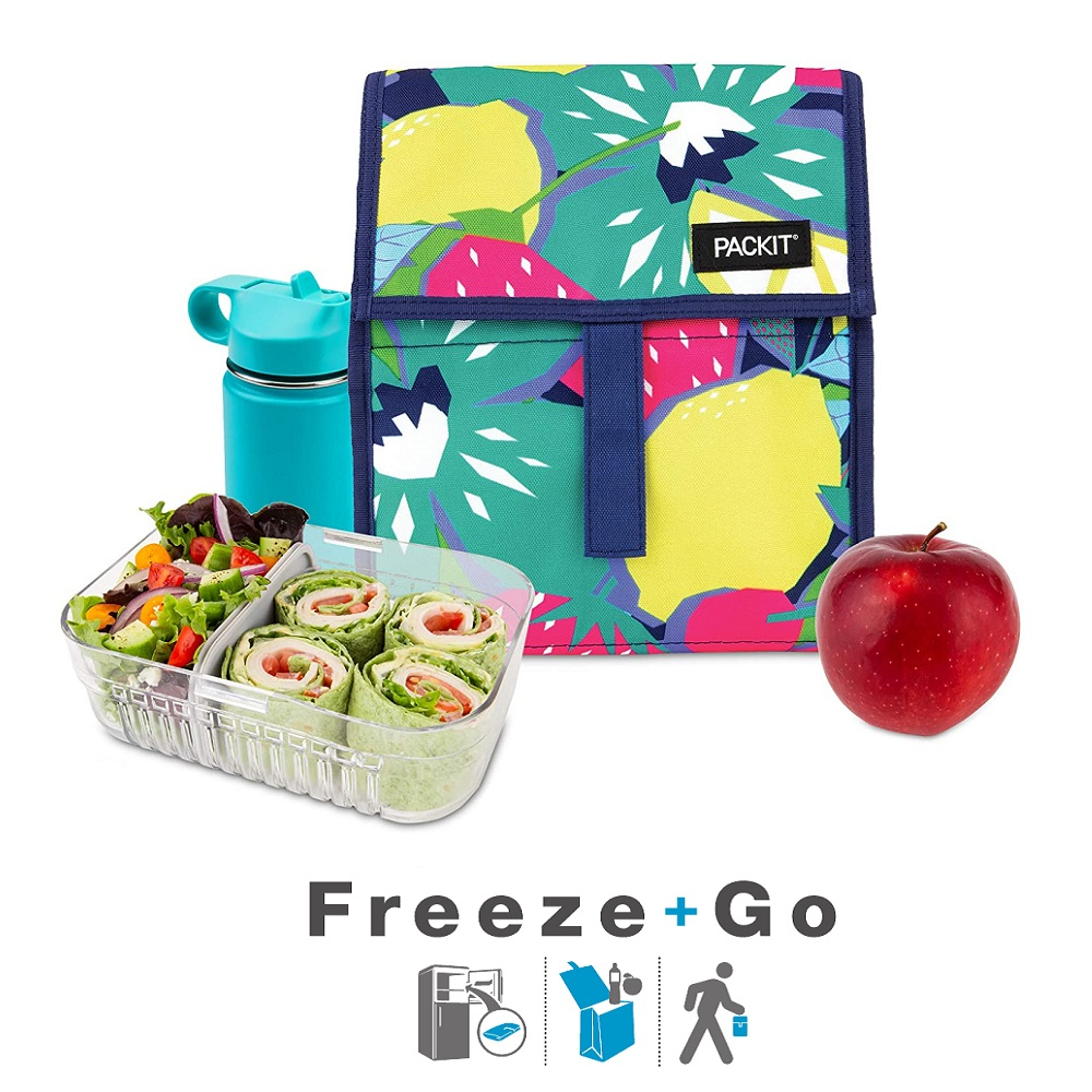 Liten kylväska Packit Freezeable Lunch Bag Frutopia