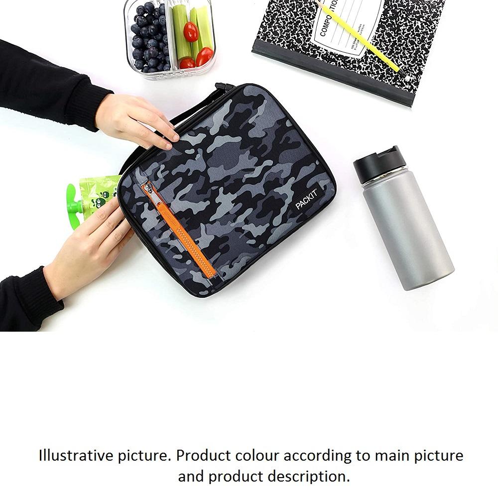 Liten kylväska Packit Freezeable Lunch Bag