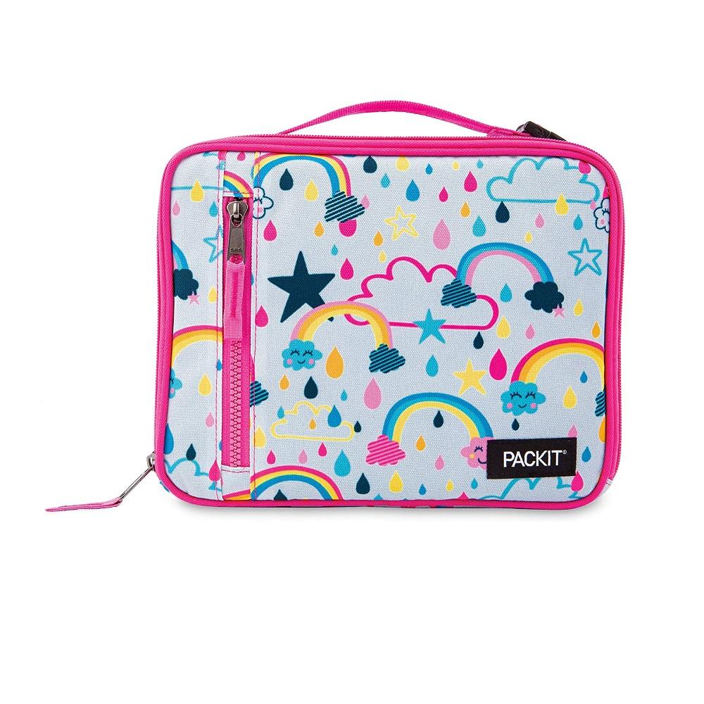 Liten kylväska Packit Freezeable Lunch Bag Rainbow