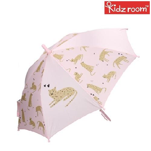 Barnparaply Kidzroom Leopard