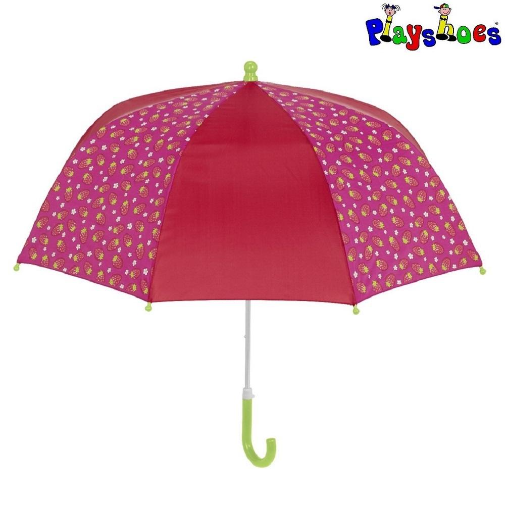 Paraply barn Playshoes Jordgubbar