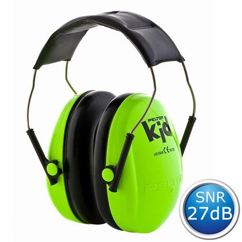 Hörselkåpor 3M Peltor Kid Gula