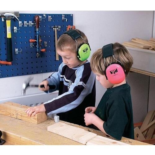 Hörselkåpor 3M Peltor Kid
