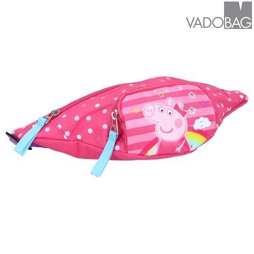 Magväska barn Peppa Pig rosa