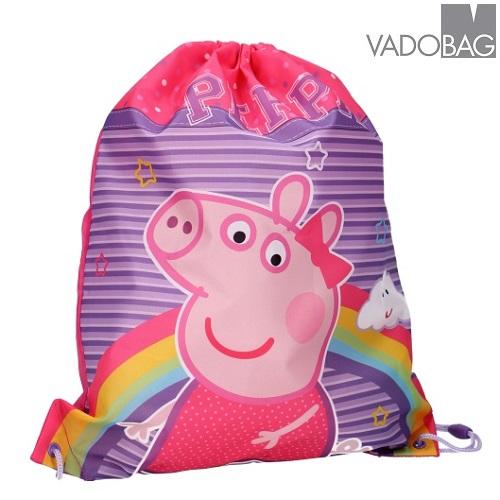 Gympapåse barn Peppa Pig rosa