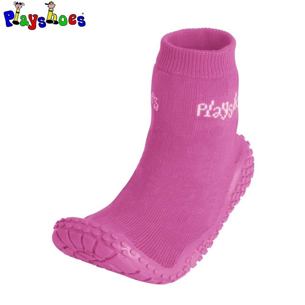 Badsockor barn Playshoes Aquasocks Rosa
