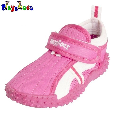 Badskor barn Playshoes Rosa