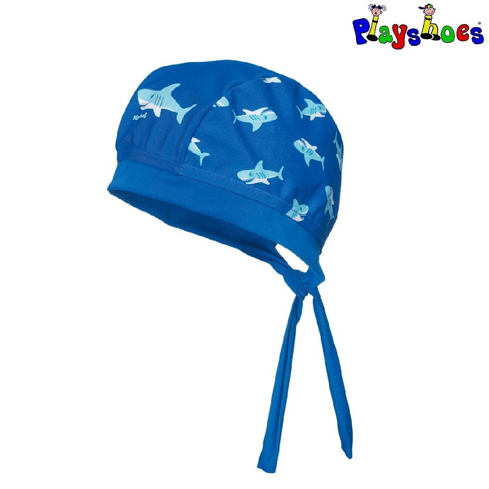 Bandanas barn Playshoes Blue Shark